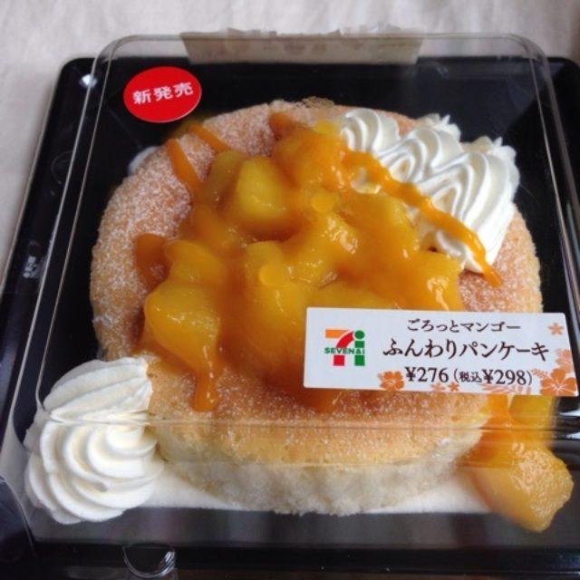 画像: ごろっとマンゴー ふんわりパンケーキ
