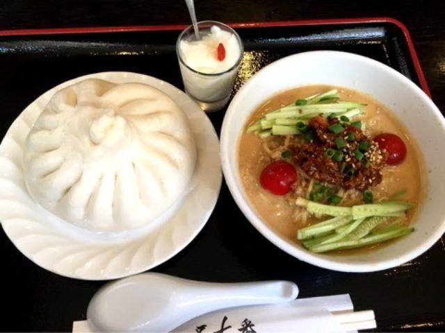 画像: おいしい冷やし麺を発見!五十番@神楽坂