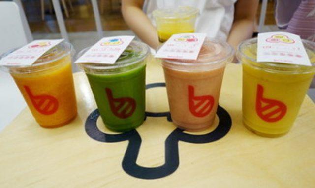画像: フレッシュジュース専門店 beesket(ビースケット) 東大門デザインプラザ店in韓国