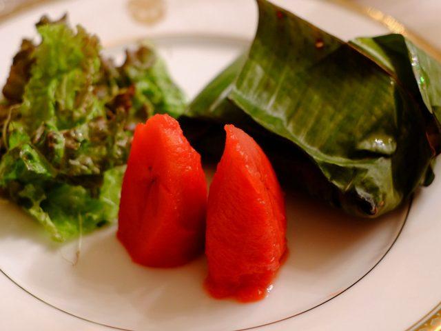 画像: 「目黒 コロンビア大使館 食べた、リアル蟻食べた(回文)」