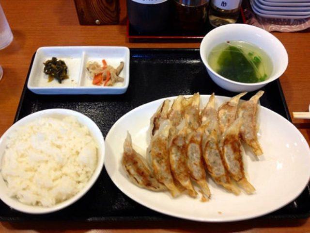 画像: 大阪餃子通信(まとめ版):大阪環状線の餃子名店三選