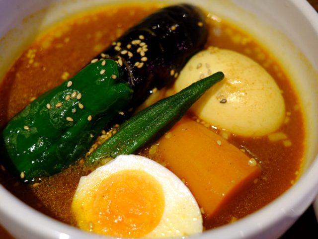 画像: 「原宿 SHANTI(シャンティ)のスープカレー」