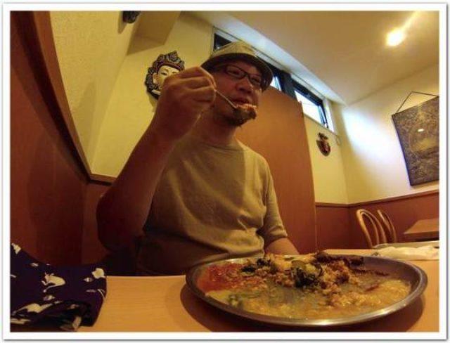 画像: カレーですよ2160(稲毛 カレーレストラン シバ)ダールバート。