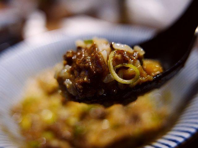 画像: 煮干の旨味が効きまくったまぜそばは癖になる味わいです! 西宮市 「だしと麺」
