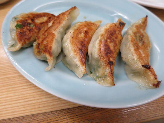 画像: 【八幡山】念願の「餃子館」で注文から皮を作る10種の餃子を完全制覇