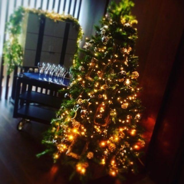 画像: 2015クリスマスケーキ試食会@パレスホテル東京