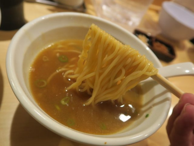 画像: 「篝 Echika」(銀座/鶏白湯ラーメン)