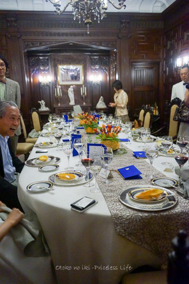 画像: タイ大使公邸晩餐会 家庭料理がガストロノミーに