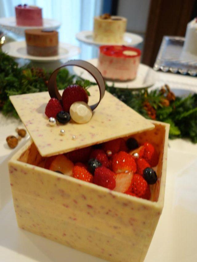 画像: KIHACHIクリスマスケーキ2015★熊本・茨城産 和栗、きらぴ香イチゴなど