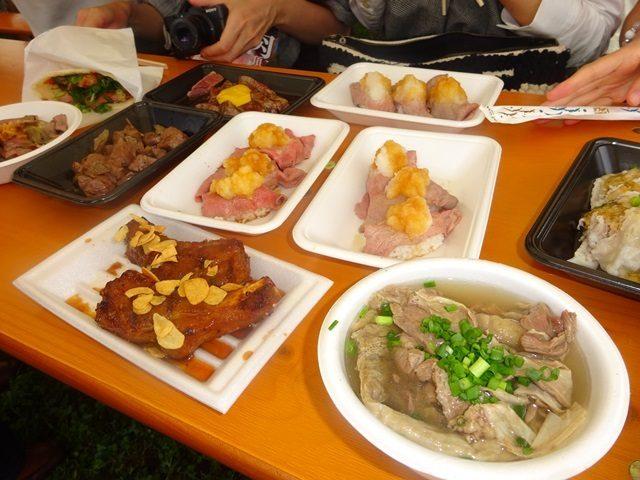 画像: 肉フェス 2015年TOKYO秋@お台場が始まりました!!