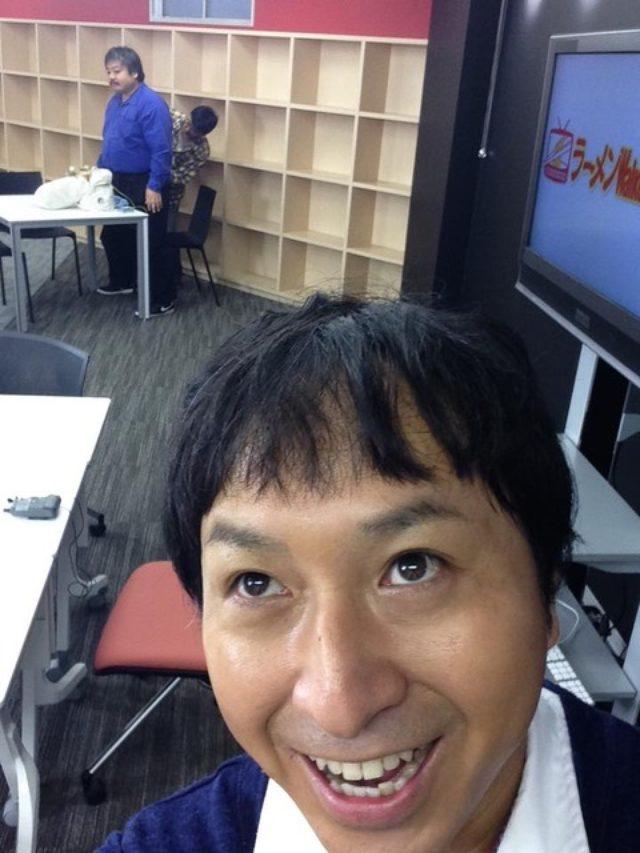 画像: ラーメンWalkerTV収録!
