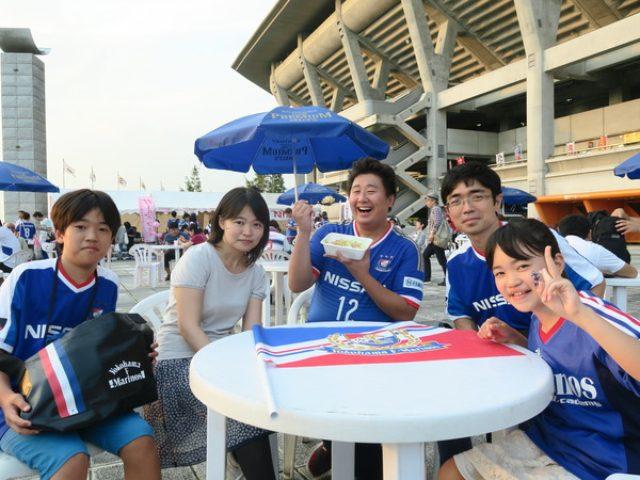 画像: 「横浜Fマリノス@日産スタジアム」(新横浜/スタジアムグルメ)