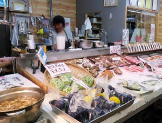 画像: 【新潟】ホテルで昼飲み!新潟・本町市場の魚屋で鮭の焼き漬けをテイクアウト♪@鈴木鮮魚店