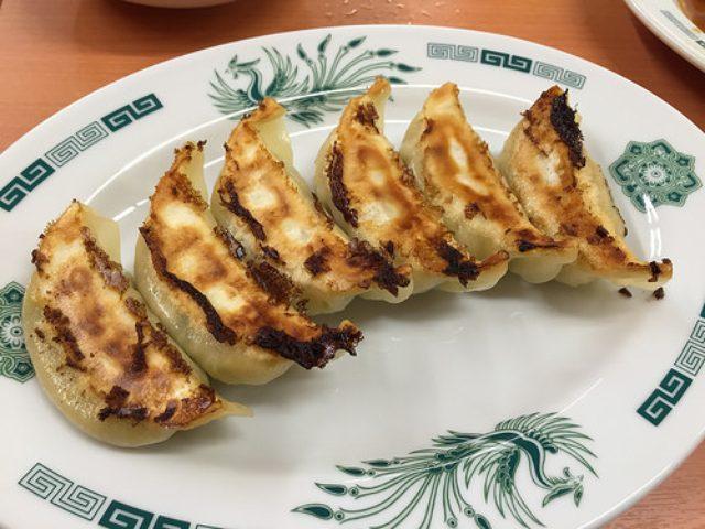 画像: 日高屋でも餃子の「よく焼き」が通用するか検証してみた