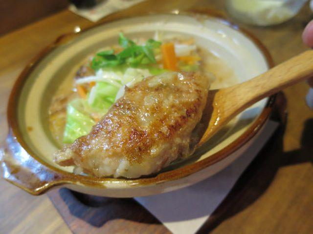 画像: 【南林間】久しぶりの「こんがりきつね」で熱々土鍋餃子に挑戦
