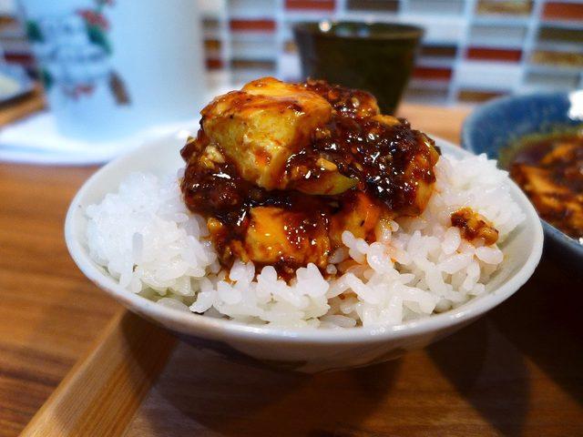 画像: 名店出身シェフによる絶品麻婆豆腐ランチ! 福島区 「中国料理 六徳 恒河沙(りっとく ごうがしゃ)」