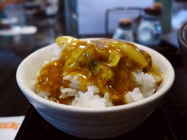 画像: いりこベースの旨味が凝縮しまくった絶品カレー出汁! 淀川区 「白庵」