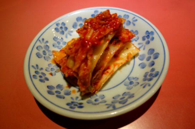 画像: 辛い麺類を求め 金町の韓韓麺