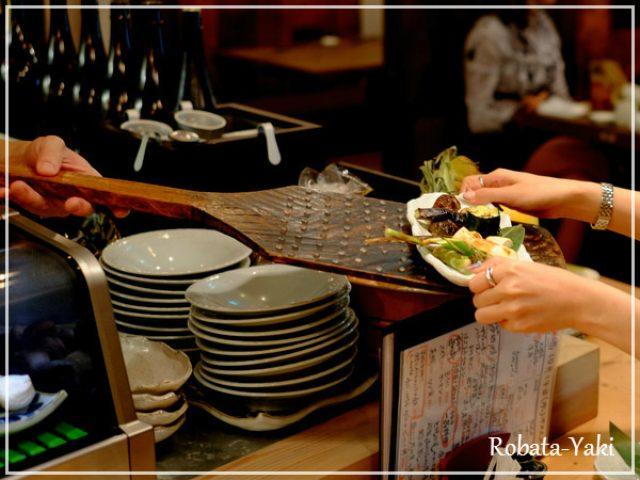 画像: 「恵比寿 牡蠣ツ端の生ガキ、イベリコ豚の味噌漬け焼き」