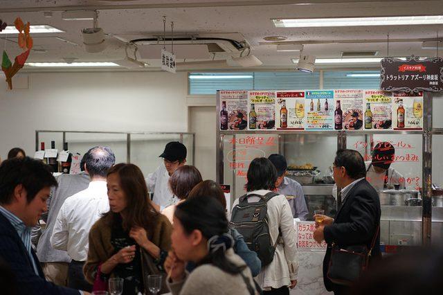 画像: イタリアフェスタ BUONO! BUONO! ITALIA! (渋谷)東急東横が最強の立ち呑みバルに