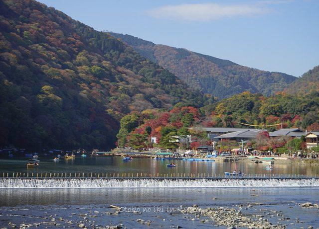 画像: 松籟庵(嵐山)近衛文麿公の別邸で湯豆腐を