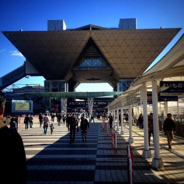 画像: 東京モーターショー×グルメキングダム2015