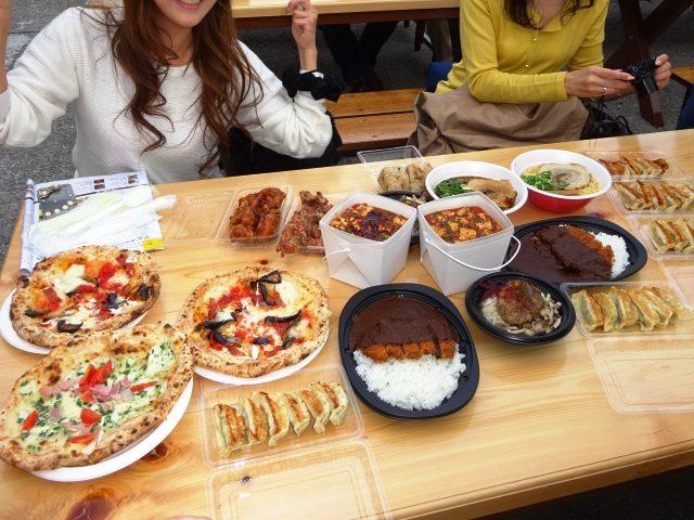 画像: 東京モーターショーに行ってPizza Jaffaを食べて来ました!!