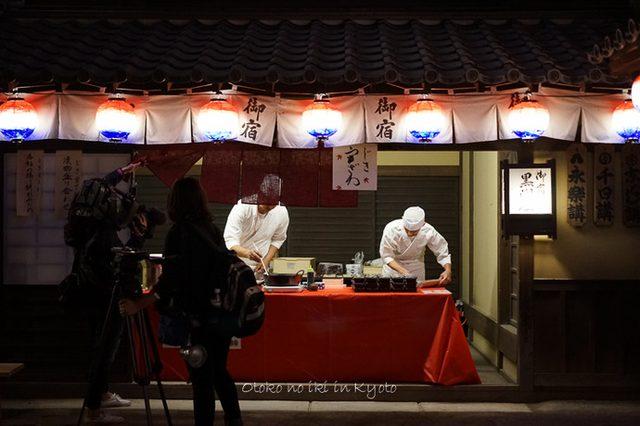 画像: 琳派の秋 太秦江戸酒場と京焼今展