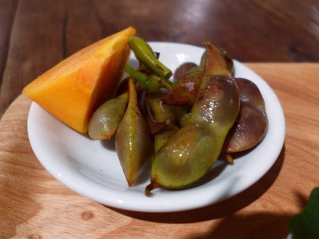 画像: 秋限定!びっくりするほど甘くて濃厚な黒枝豆ご飯ランチ! 西区京町堀 「グローブピッコラ」