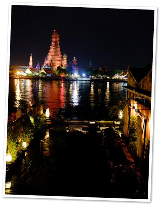 画像: 「タイ・バンコク ワットアルンの夜景が見れるレストラン sala restaurant」