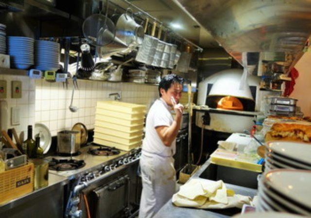 画像: パラディーゾの2号店ナポリピッツァと薪窯イタリアンレストラン「築地トゥットベーネ」でランチ