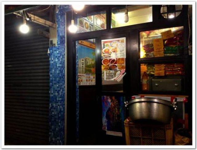 画像: カレーですよ2194(錦糸町 ASIA CURRY HOUSE)深夜食堂。
