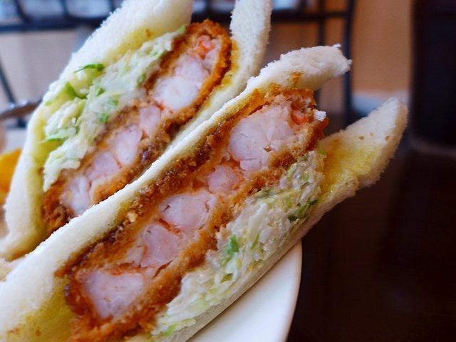 画像: 魅力的なサンドイッチが揃う使い勝手抜群のサンドイッチ専門カフェ! 淀川区西中島 「サンカフェ 西中島店」