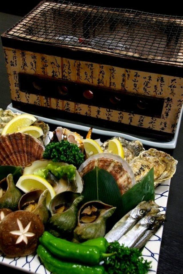 画像: JAL×はんつ遠藤コラボ企画【網走編】2日め・海鮮焼&海鮮鍋(和助)