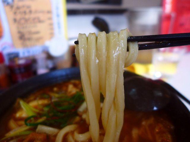 画像: 絶品の赤かすうどんはほのかなピリ辛で体の芯から温まります! 堺市 「麺くい やまちゃん」
