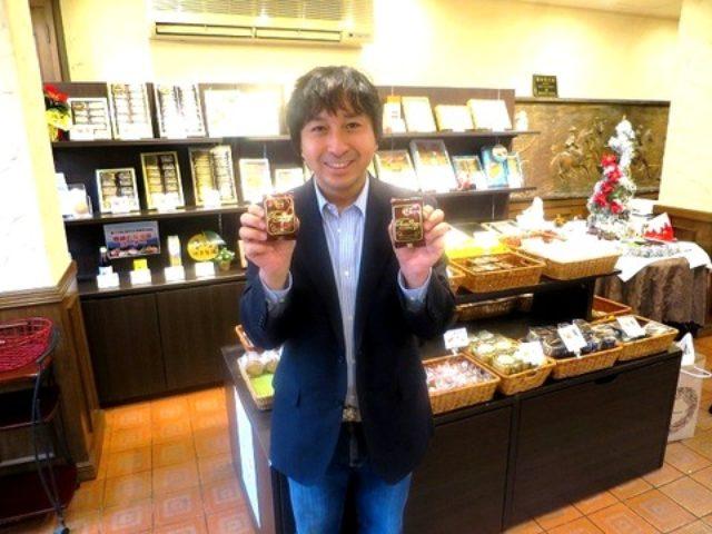 画像: JAL×はんつ遠藤コラボ企画【佐世保編】3日め・お菓子(ぽると総本舗)