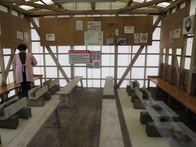 画像: JAL×はんつ遠藤コラボ企画【佐世保編】3日め・かき(マルモ水産かき小屋)