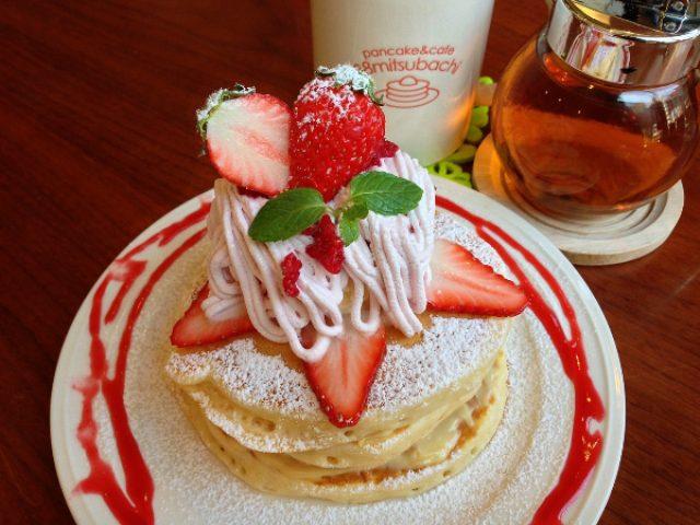 画像: あまいけいき パンケーキの旅 宮城県の極上バターミルクパンケーキ