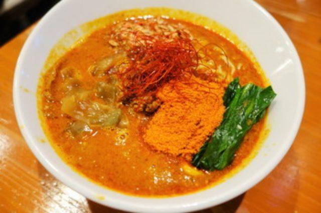 画像: 激辛!担々麺ほおずき@中野