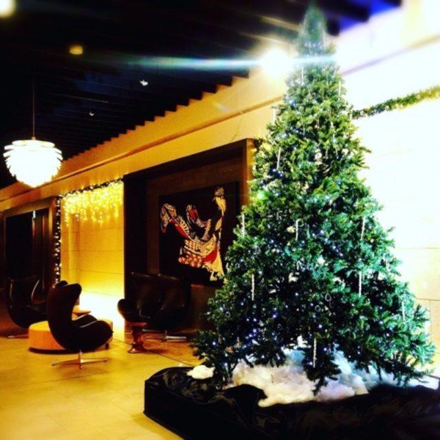 画像: クリスマスパーティー@Grosvenor Place