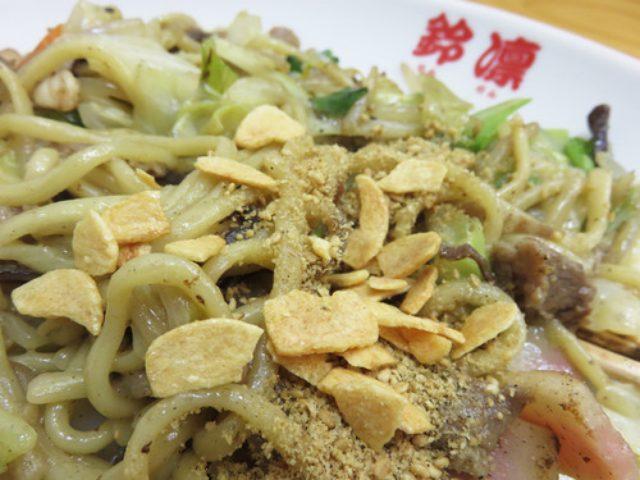 画像: 【福岡】チャンポンと皿うどん♪@鈴凛チャンポンセンター