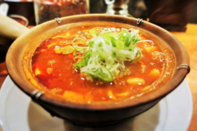 画像: 冬の土鍋麺 ラーメン すずらん@恵比寿