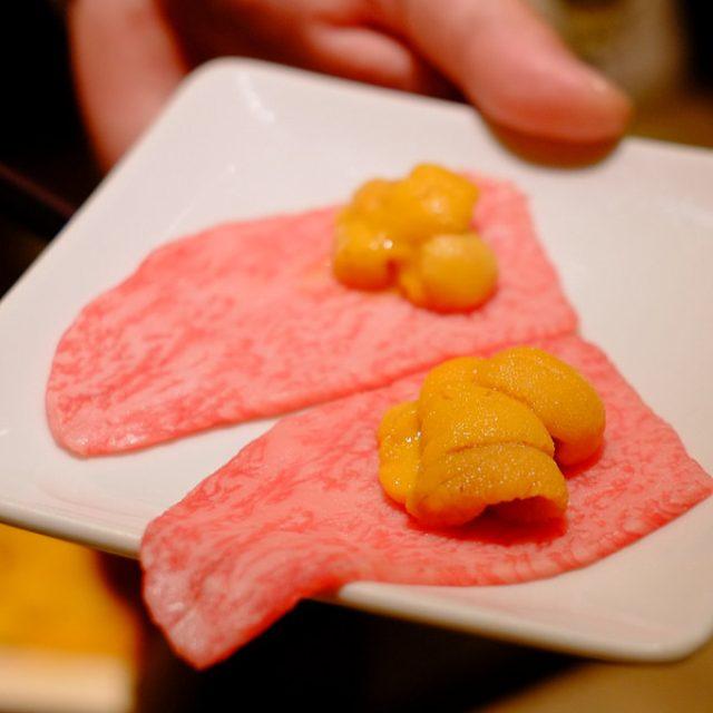 画像: 「西麻布 うしごろ西麻布本店の1日1組限定 肉割烹コース」
