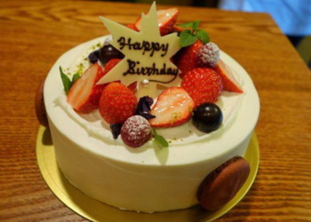 画像: 広尾にNEWOPEN!洋菓子店MERCI(メルシー)で母の誕生日にバースデーケーキを頼んでみた
