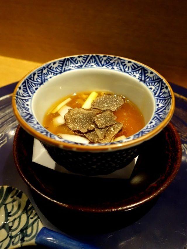 画像: 日本料理でクリスマスイブイブ♪ 南青山「Sudachi」へ。