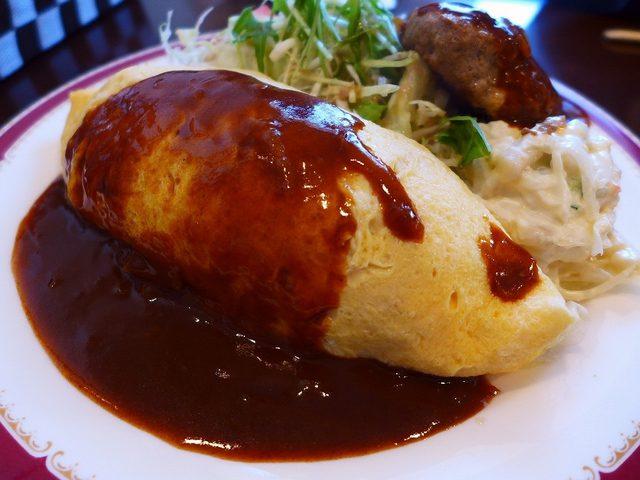画像: ボリューム満点の正統派洋食がいただけるお店がオープンしました! 豊中市 「洋食屋 グリルこっこ」