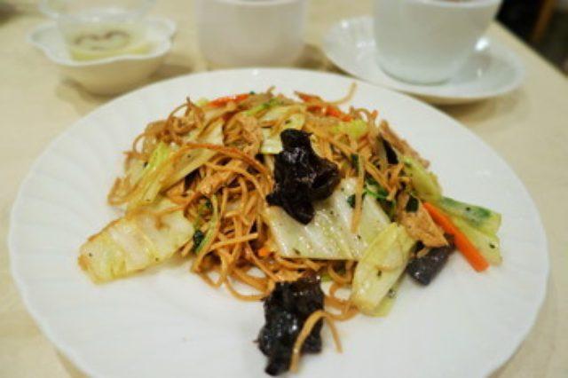 画像: ベジタリアン 菜食 台湾素食料理「健福(チェンフー)」@六本木