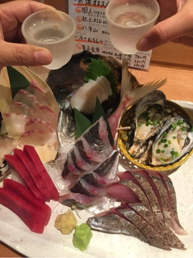 画像: 牡蠣もわたしも兵庫県産!忘年会ありがとう*\(^o^)/*