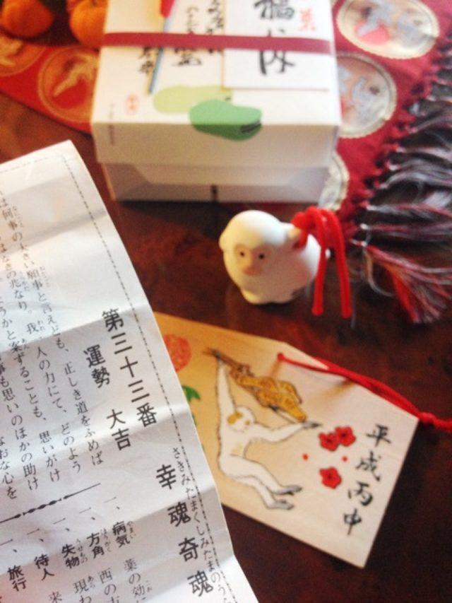 画像: 初詣は氷川神社と明治神宮とパワースポット清正井へ