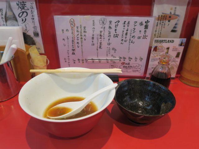 画像: 「カドヤ食堂 本店」(大阪・西長堀/ラーメン)